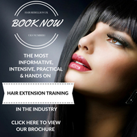 Book Hair Extensions Training