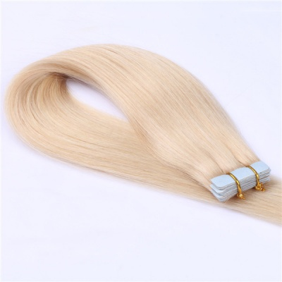 Indian Remy Tape In Hair
