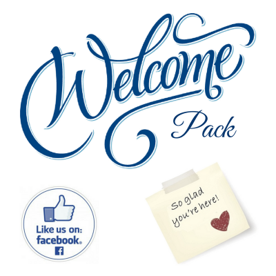 Welcome Pack Offer