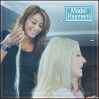 Hair Extensions Training Model