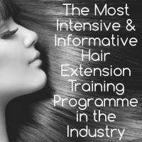 Accredited Hair Extensions Training